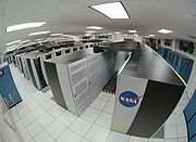 Columbia, um supercomputador da NASA