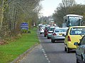 Commuter traffic 2 - geograph.org.uk - 1052626.jpg