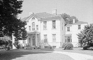 Compton Bassett (Upper Marlboro, Maryland) United States historic place