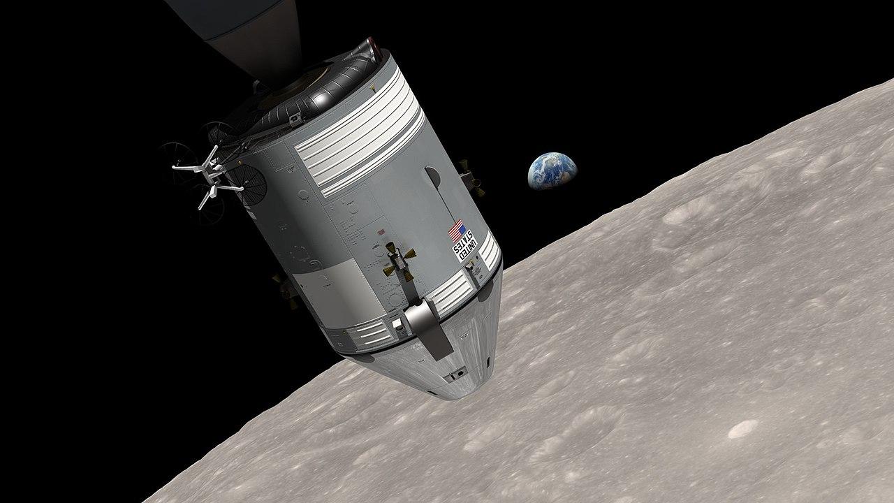 mission apollo spacecraft - photo #15