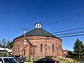 Concord Gas Light Company Gasholder House, Concord, NH (49188948497).jpg