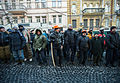 Conquest of the Ministry of Justice by Euromaidan in Kiev, January 27, 2014.jpg