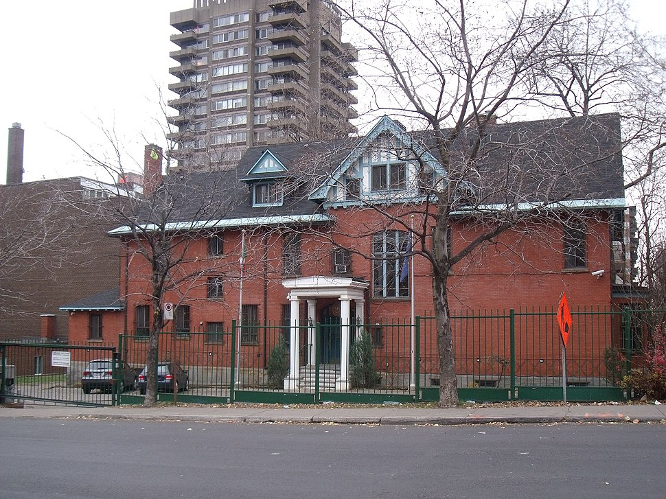 Consulate General of Italy, Montreal 02
