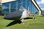 Convair F-106A Delta Dart, 1956 - Evergreen Aviation & Space Museum - McMinnville, Oregon - DSC00395.jpg