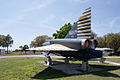 Convair YF2Y-1 Sea Dart 135765 LRearSide SNF Setup FLAirMuse 27March2010 (14443885417).jpg