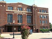 Convention Hall in Enid