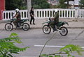 Cops on bikes in Chile.jpg