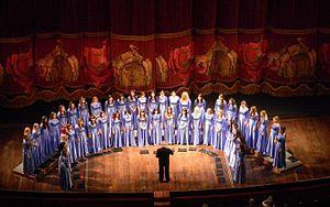 San Justo, Buenos Aires - The San Justo Women's Chorus