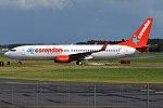 Corendon Airlines, TC-TJM, Boeing 737-8Q8 (37041503376).jpg