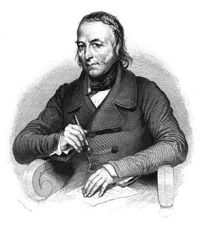 Louis Marie de la Haye, Vicomte de Cormenin - Cormenin