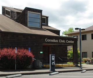 Cornelius Public Library
