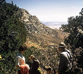Coronado National Memorial - Image: Coronado natl memorial