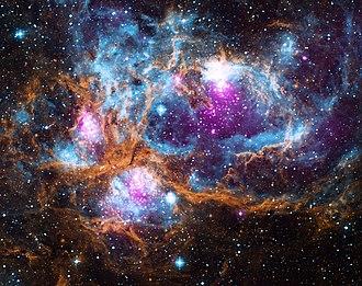 NGC 6357 - NGC 6357 composite image