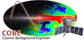Cosmic Background Explorer - Image: Cosmic Background Explorer logo
