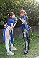 Cosplayer of Kasumi, Dead or Alive at CWT39 20150228a.jpg