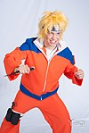 Cosplayer of Naruto Uzumaki from Naruto 20150628b.jpg
