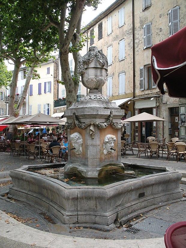 Monument historique à Cotignac