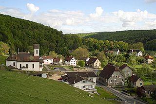 Courchavon Municipality in Switzerland in Jura