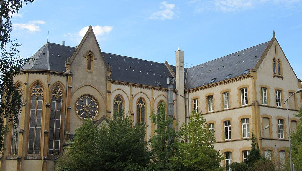 Appartement a vendre montigny les metz 6 pi ces 136 m for Metz code postal