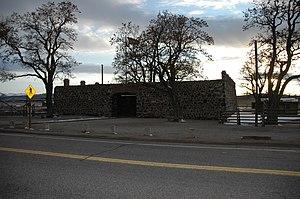 National Register of Historic Places listings in Millard County, Utah - Image: Cove Fort Utah
