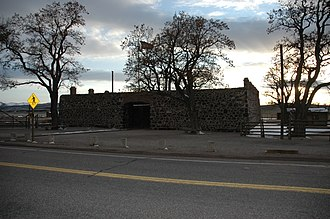 National Register of Historic Places listings in Millard County, Utah - Image: Cove Fort Utah