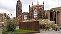 Coventry Cathdral ruins from University Square.jpg