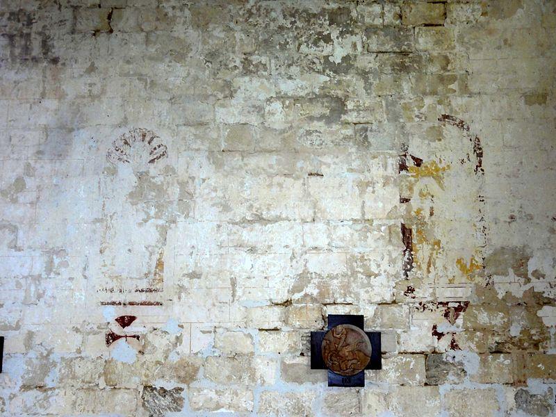 fichier cramoisy 60 glise saint martin nef restes de peintures murales c t. Black Bedroom Furniture Sets. Home Design Ideas