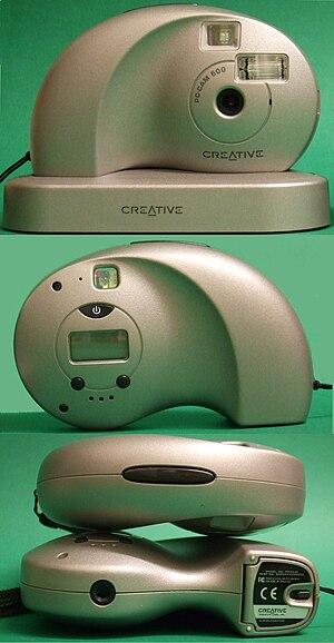 Drivers Creative PC-CAM 750 (Composite) driver