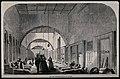 Crimean War, Turkey; interior of the Barrack hospital, Scuta Wellcome V0015393.jpg
