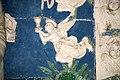 Crocifissione di Gesù, con ai piedi la Maddalena piangente e quattro angeliche raccolgono con i calici il sangue di Gesù attr. a Santi Buglioni, 03.jpg