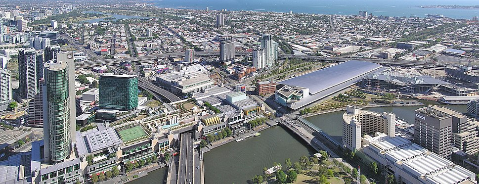 Crown Casino Complex %26 Melbourne Exhibition Building