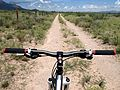 Cruising Via Animas, a track that parallels AZ 80 (15058223662).jpg