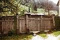 Csíksomlyó (ekkor önálló), a Kegytemplom és az úgynevezett Nyereg közötti út mentén. Fortepan 77260.jpg