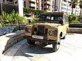 Cuerpo Nacional de Policía (España), automóvil Land Rover Santana 88 Especial, CPN 8001 S (44952179791).jpg