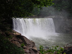 Cumberland Falls, Whitley County, Kentucky