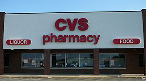 A photo of a CVS/Pharmacy in Macomb, Illinois ...