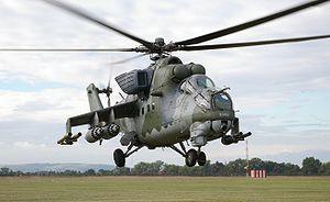 04ffb0347 Mil Mi-24 – Wikipedie