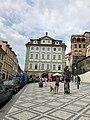 Dům U Zlaté Hvězdy, Hradčany, Praha, Hlavní Město Praha, Česká Republika (48791323402).jpg