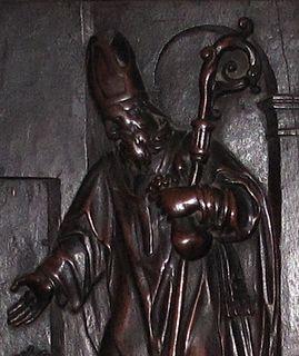 Theodorus I (bishop of Milan) Archbishop of Milan and saint