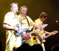 Devo i Boston, 27 juni 2008