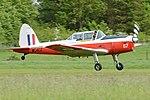 DHC-1 Chipmunk 22 'WG407- 67' (G-BWMX) (32144516953).jpg