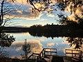 DUSK on Mountain Lake.jpg