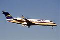 Dac Air Canadair CRJ-100LR; C-GBBY, August 1997 (5424546840).jpg