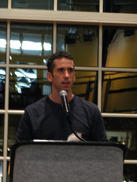 We have temporarily suspended our long standing policy of finding the worst possible photo of Dan Savage