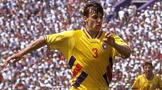 Daniel Prodan Romanian footballer