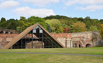 Coalbrookdale - Image: Darby furnace UK
