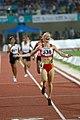 Daria Maslova, Gold Medalist Enjoying The Podium Finish In Women 5000m.jpg