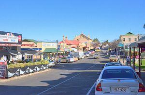 Kingscote, South Australia - Dauncey Street