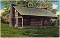 David Crockett Cabin, Rutherford, Tenn (90709).jpg