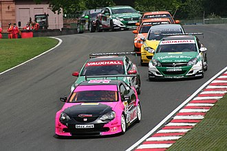 Touring car racing - 2006 BTCC Oulton Park
